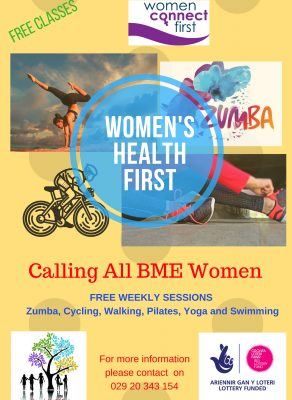 Women's Health first physical activities